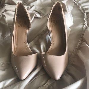 SM Nude Heels